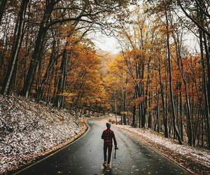 adventures, autumn, and fall image