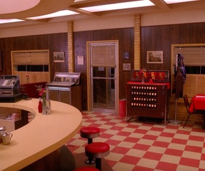 retro, Twin Peaks, and vintage image