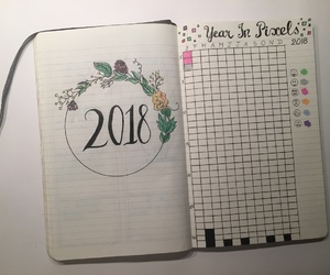 drawing, organisation, and year image