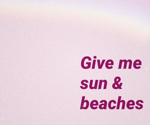 beach, beaches, and motivation image