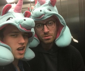 sam smith and brandon flynn image