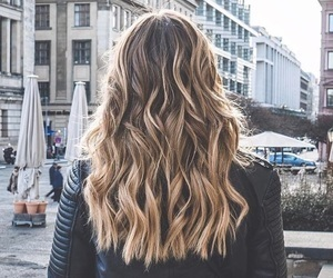 curls, fashion, and hair image
