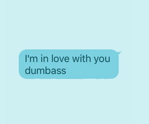 message, blue, and header image