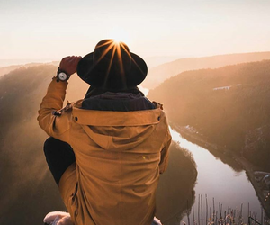 adventures, views, and girl image