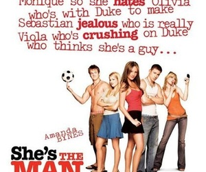 channing tatum, she's the man, and comedy image