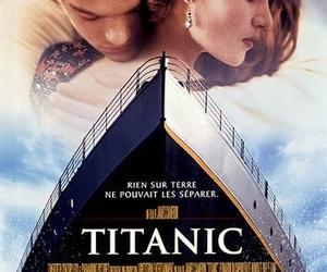 titanic, film, and movie image