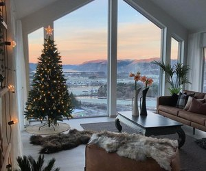 christmas, home, and room image