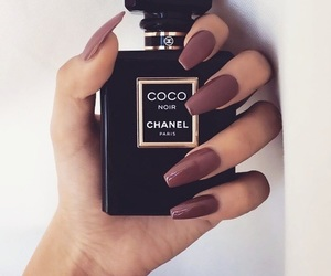 black, coco, and glamour image