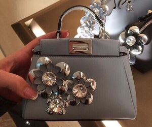 beauty, purse, and fashion image