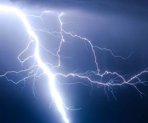 lightning and sky image