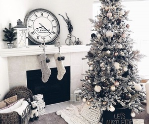 aesthetic, christmas, and dream room image