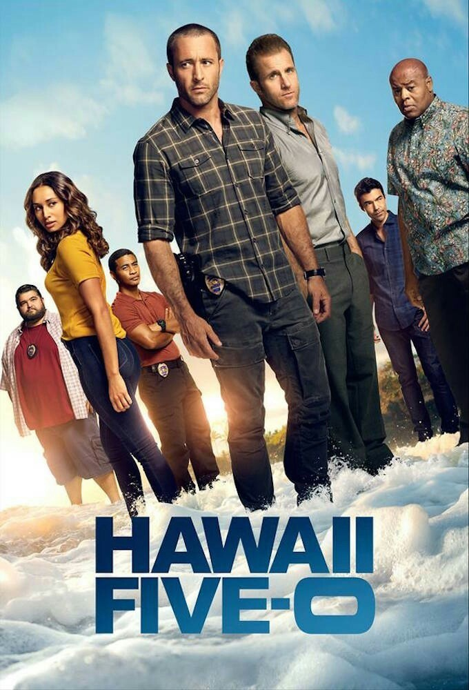 hawaii five o and cbs image