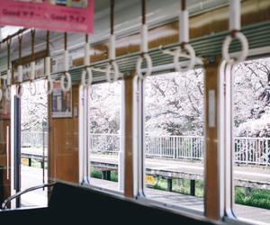 japan, train, and kyoto image