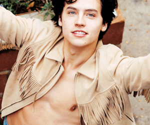 actor, cole sprouse, and handsome image