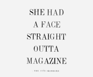 quotes, magazine, and the 1975 image