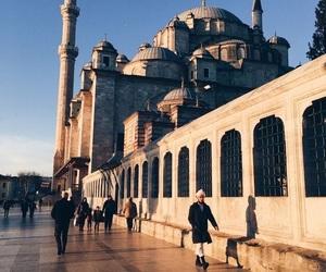 beautiful, islam, and istanbul image
