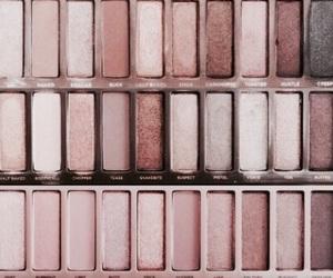 brush, cosmetics, and Foundation image