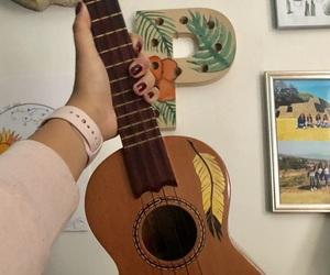 like, lover, and ukulele image