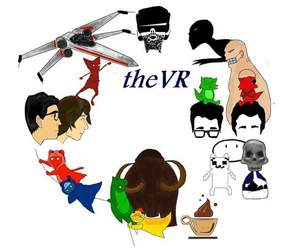 digital art, gameplay, and thevr image
