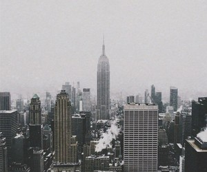 landscape, new york, and new york city image