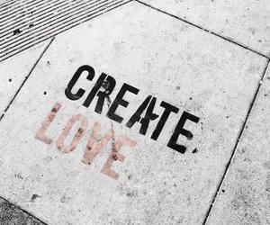 quotes, love, and create image