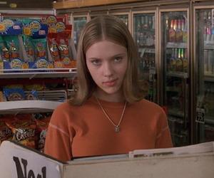 bad girl, Scarlett Johansson, and movies image