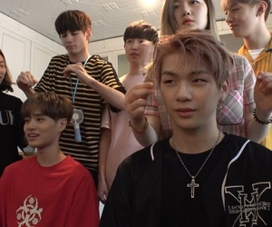wanna one, daniel, and ong image