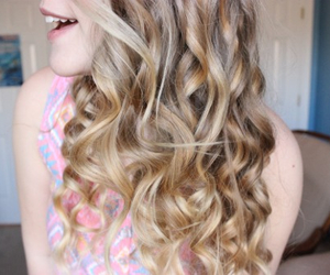 hair, hair styles, and tumblr image