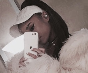 girl, icon, and ariana grande image