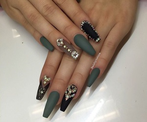 coffin and nails image