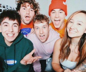 bobby mares, jc caylen, and kian lawley image