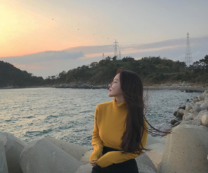 aesthetic and korean image