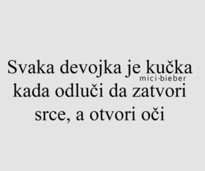 balkan, tekst, and oči image