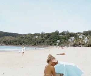 beach, matilda, and water image