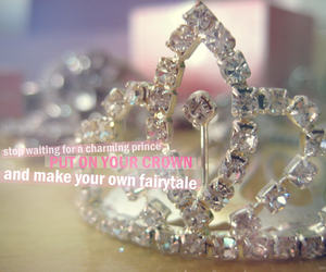 crown, princess, and act not just dream image