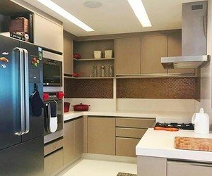 design, kitchen, and modern image