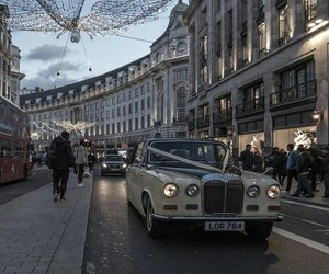 beautiful, lights, and london image