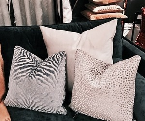 lovely, pillows, and luxury image