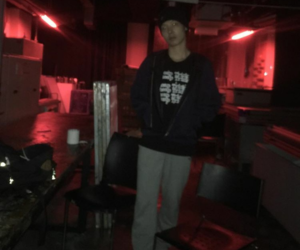 aesthetic, asian, and bar image