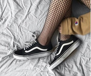 champion, outfit, and sneakers image