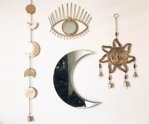 mirror and moon image