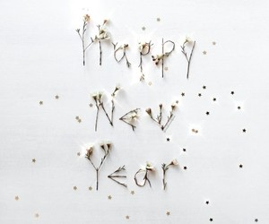 beginning, change, and happy new year image
