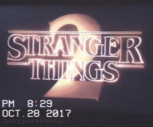 stranger things, alternative, and grunge image