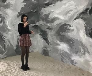 aesthetic, art hoe, and aesthetic girl image