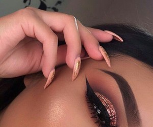accessories, beautiful, and makeup image