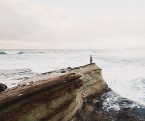 sea and travel image