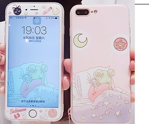 anime, case, and cellphone image