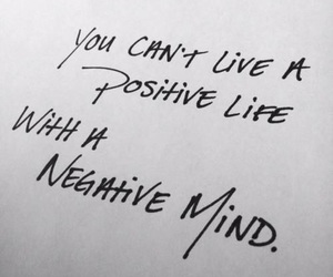 positive, quotes, and mind image