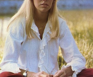1970s, 70s, and blonde image