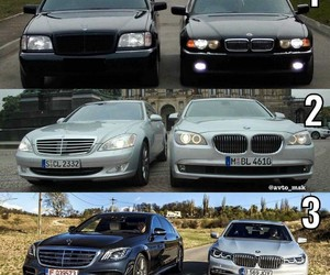 7 series, bmw, and car image